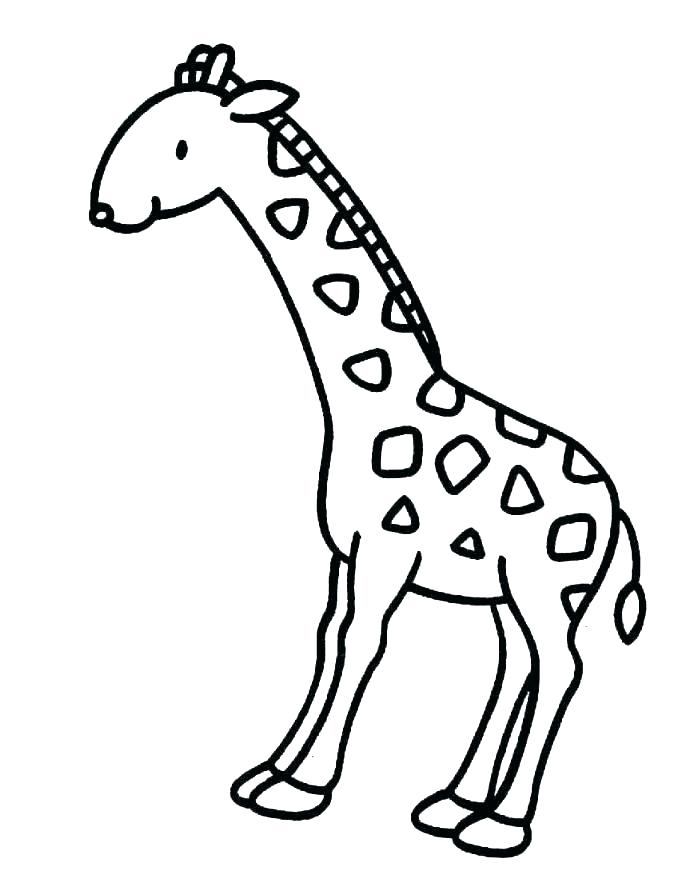 674x879 Baby Giraffe Coloring Pages Giraffe Coloring Pages Coloring Pages