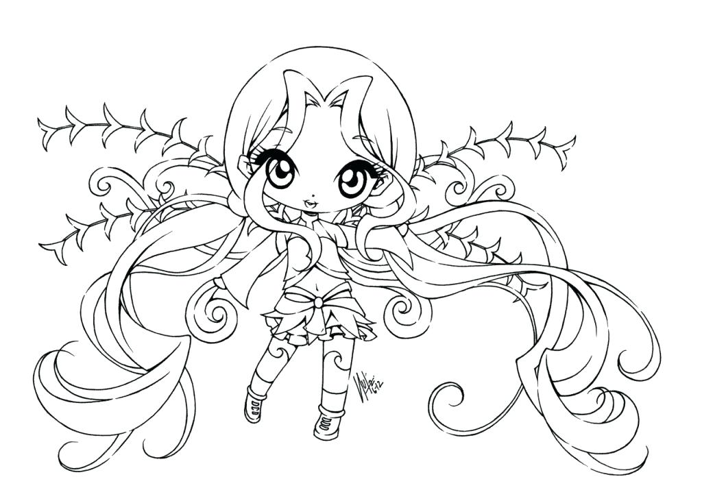 1024x731 Coloring Pages Of Anime Anime Color Pages Good Anime Girl Coloring