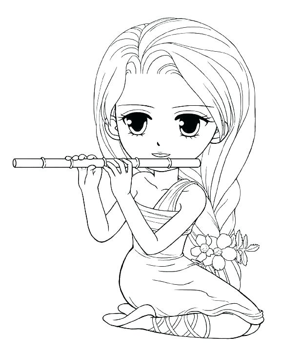 576x720 Doll Coloring Pages Girl Coloring Sheets Girl Coloring Sheets Girl