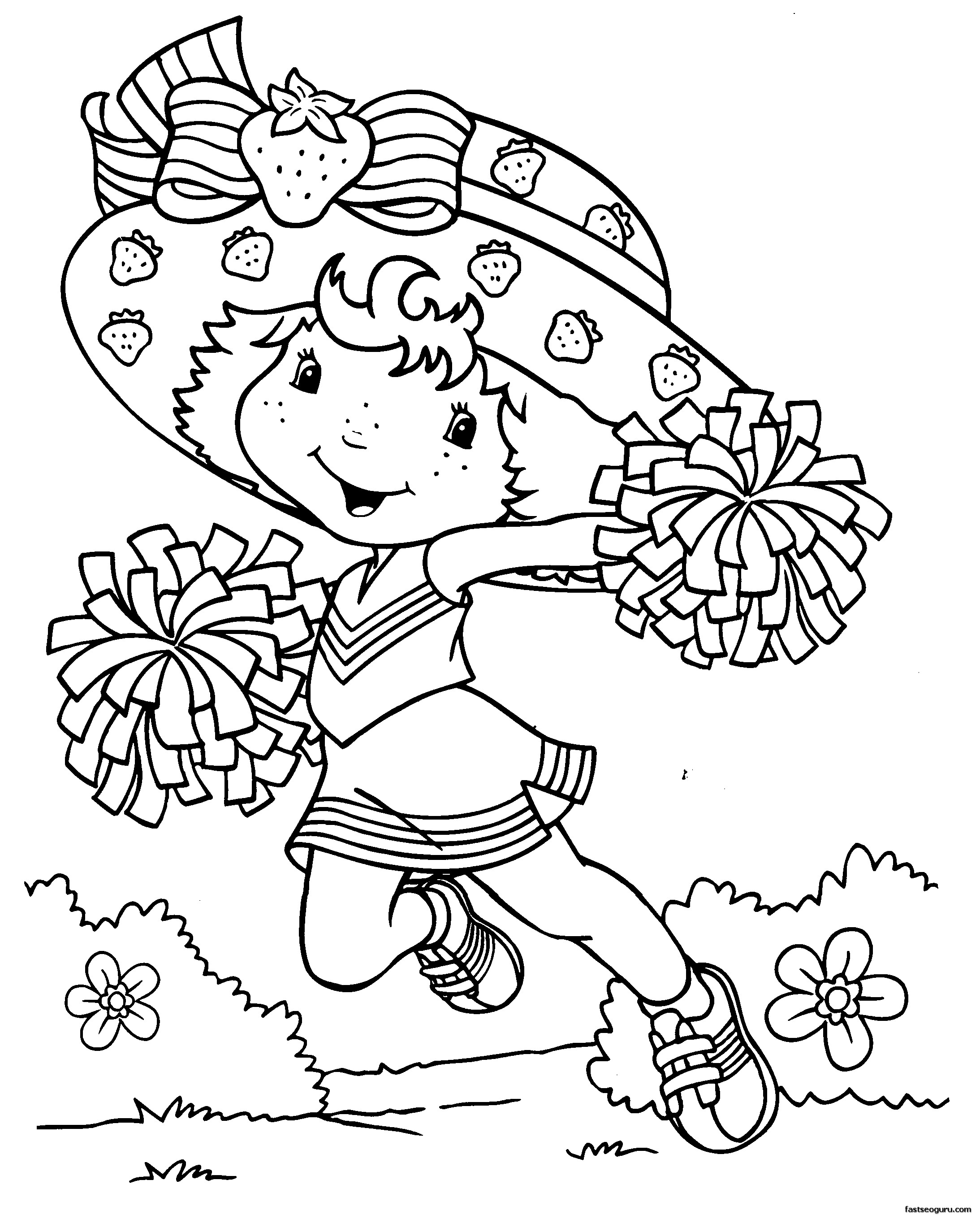 2187x2710 Coloring Pages For Girls To Print
