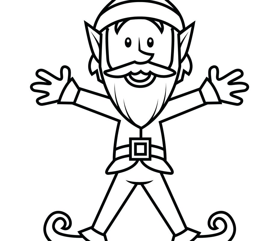 927x800 Elf On The Shelf Printable Coloring Pages Coloring Pages Girl Elf
