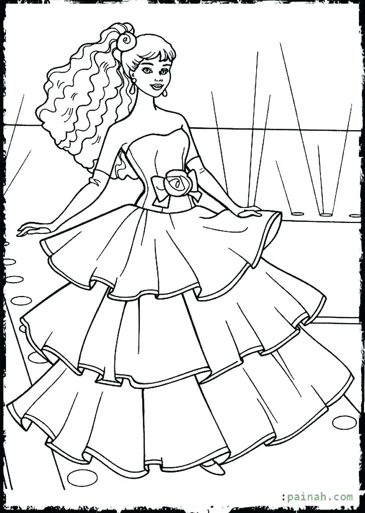 728x1024 Fashion Coloring Pages Fashion Coloring Pages To Print Middle Ages