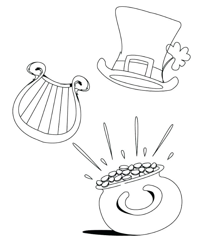 696x826 Cute Girl Coloring Pages Cute Girl Coloring Sheets Girl Leprechaun