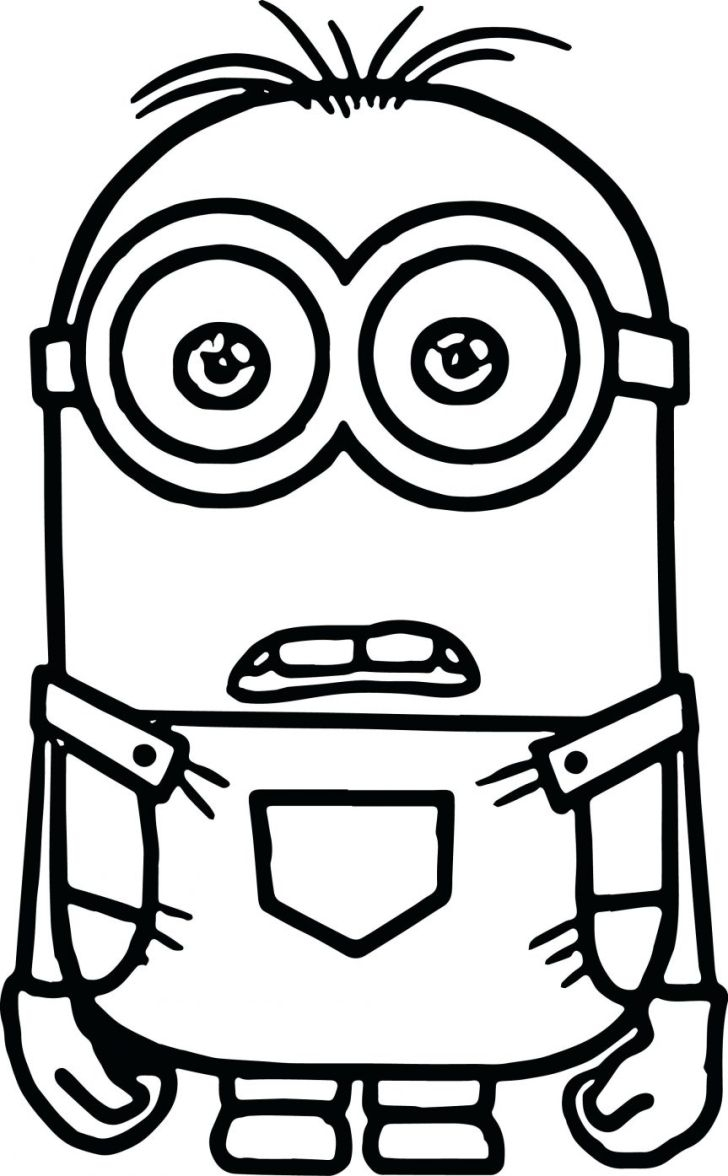 728x1176 Girl Minions Coloring Pages Kids Colouring Printable Free
