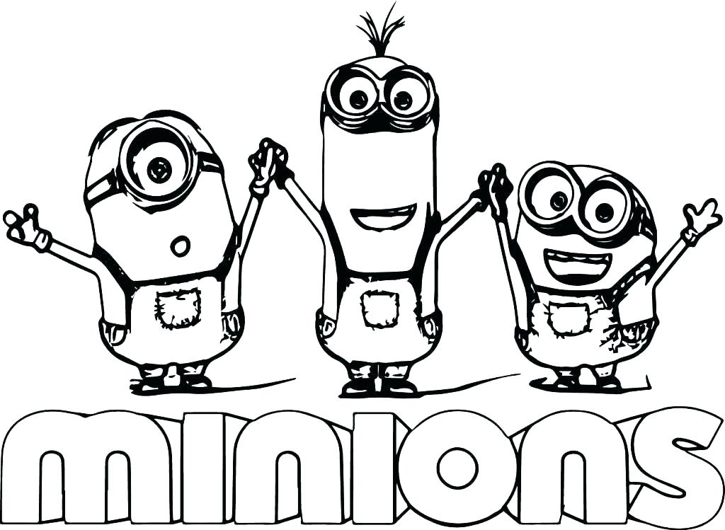 1024x749 Despicable Me Coloring Pages Despicable Me G Pages Free Minion