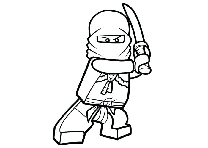 700x500 Ninja Coloring Page Pages Cute Girl Ninjago Within Plan