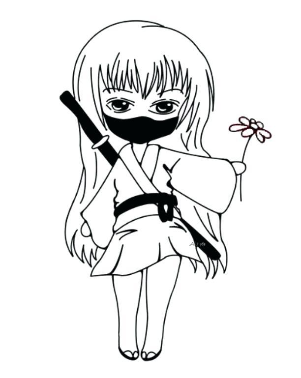 612x769 Girl Ninja Coloring Pages Coloring Pages Of Ninjas Ninja Coloring