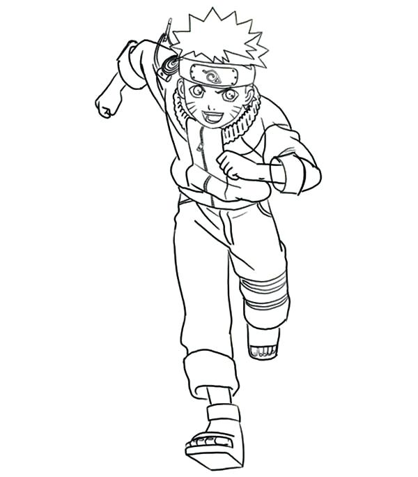 600x684 Running Coloring Pages Girl Running Coloring Page Running Back