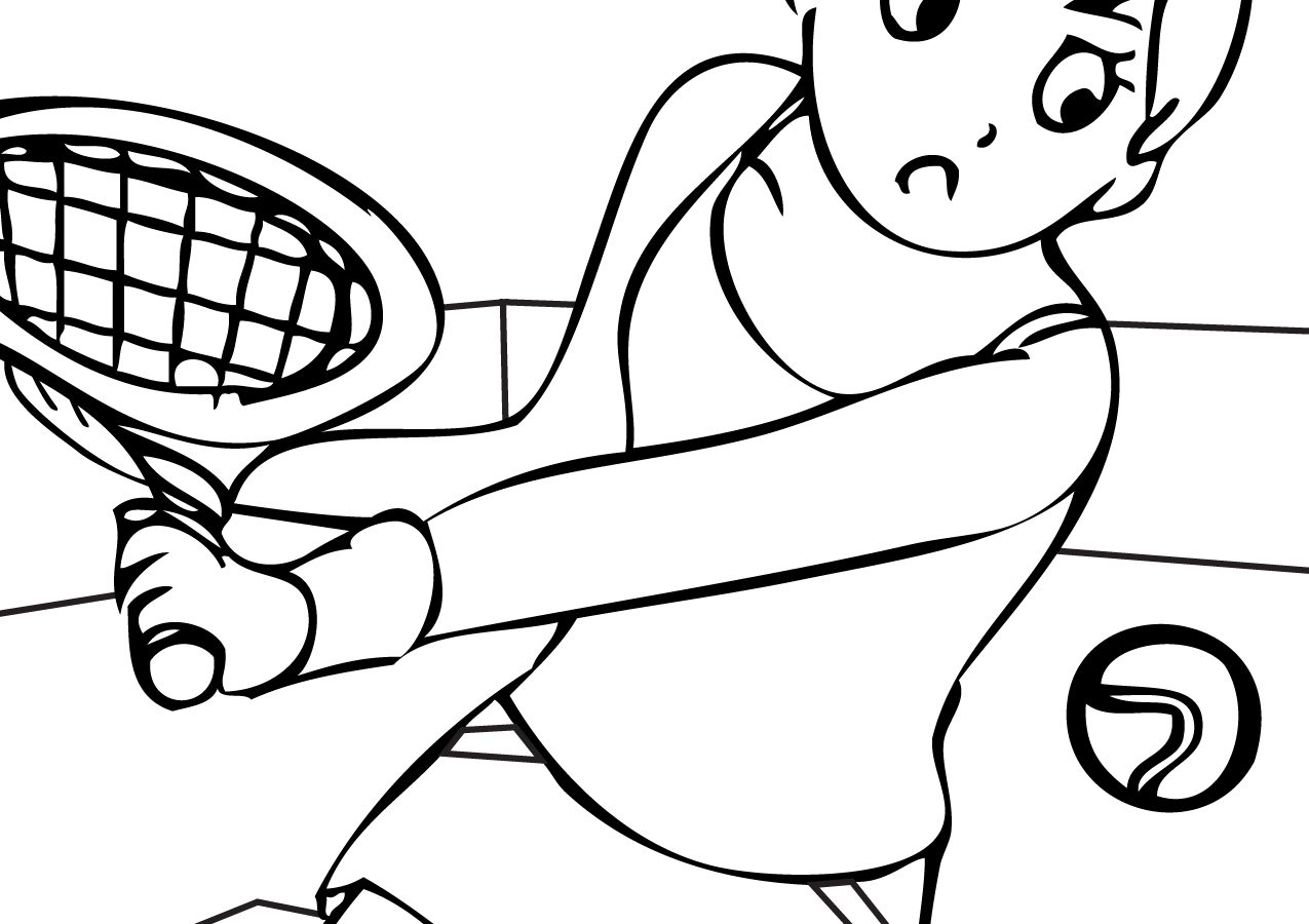 1275x900 Playing Kids Coloring Pages Hellokids Sports For Easy To Color