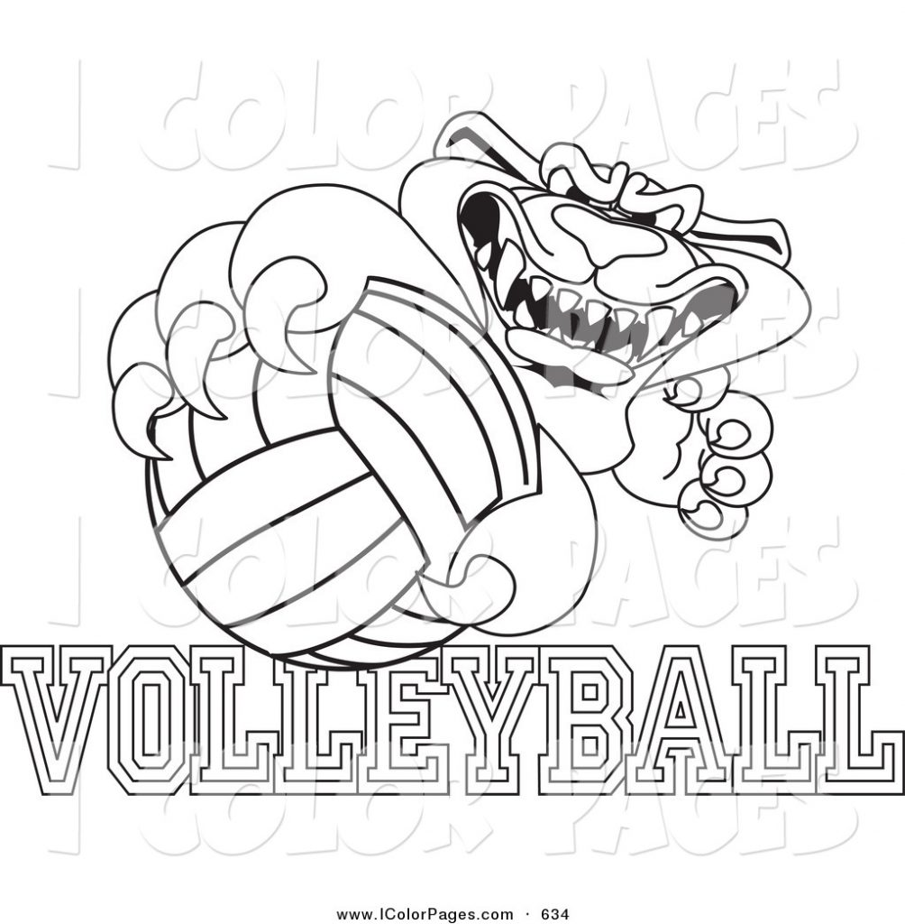 1004x1024 Boy Playing Volleyball Coloring Pages To Print Sports Printable