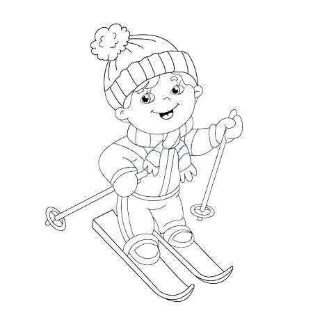 450x450 Cartoon Girl Coloring Pages Outline Of A Boy And Girl Coloring