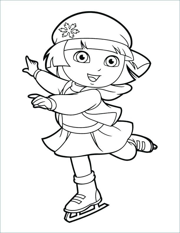 612x792 Coloring Page Of Girl Teenage Girl Coloring Pages Coloring Page