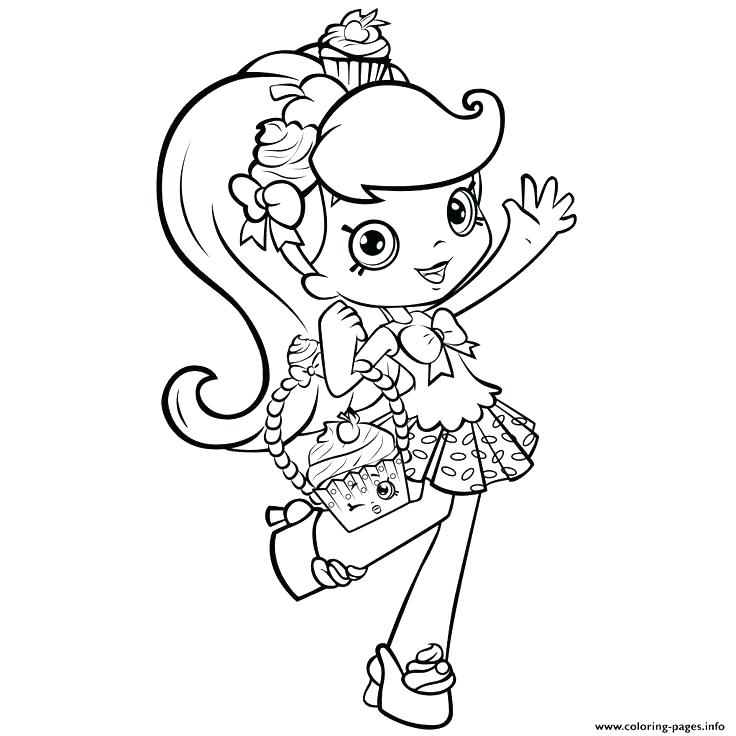 736x736 Shopkins Printable Coloring Pages
