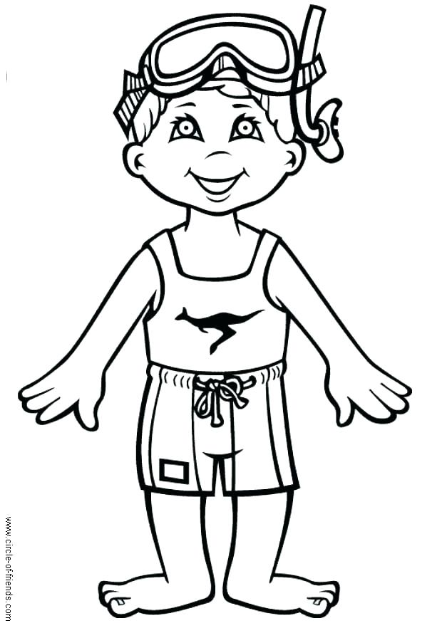620x875 Swimming Coloring Pages Swimming Coloring Pages Pics Of Swimming