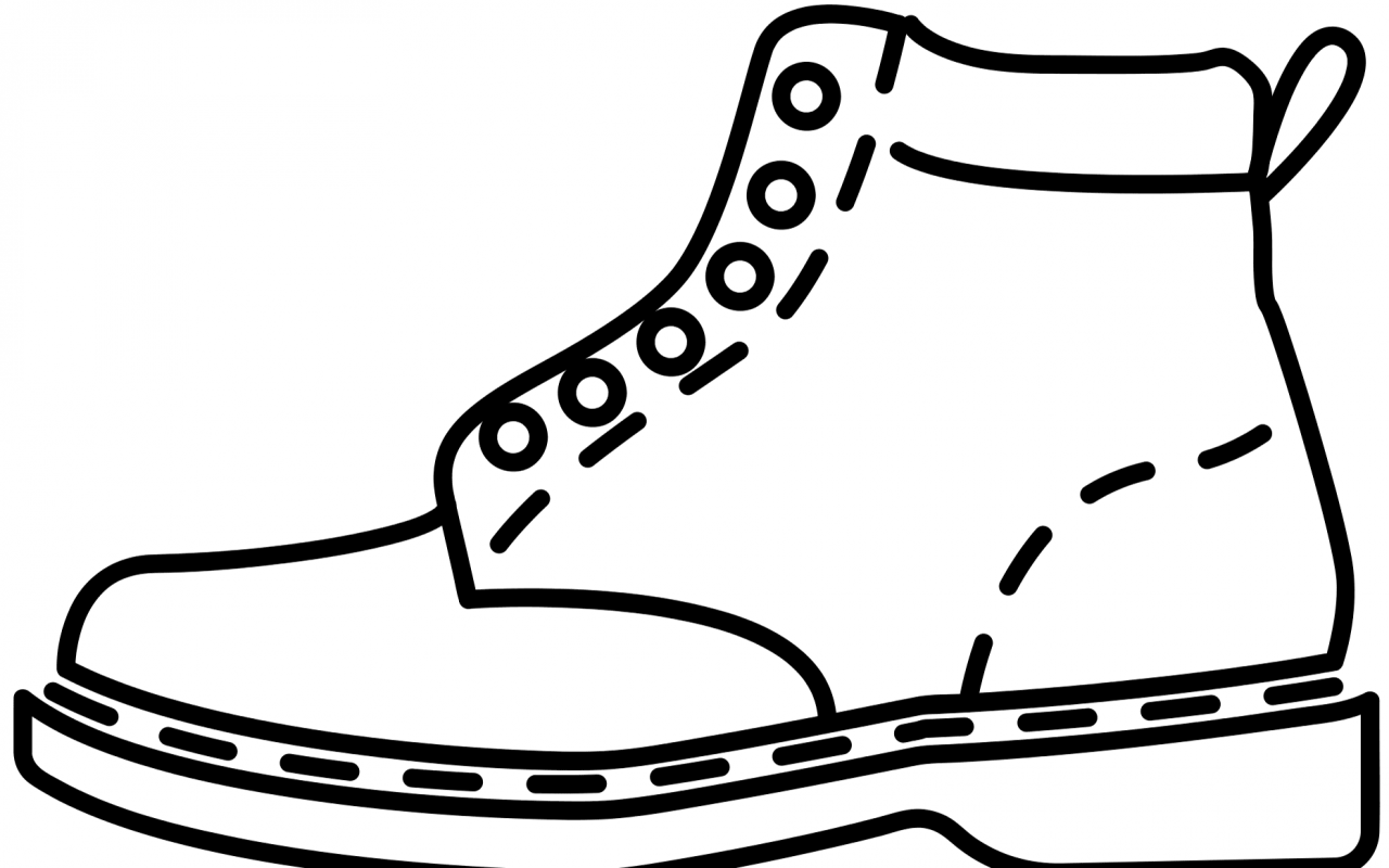 1280x800 Converse Shoes Coloring Page Free Printable Stunning Pages