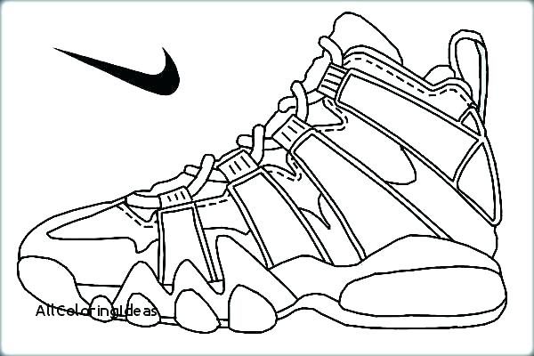 600x400 Tennis Coloring Pages Coloring Pages Shoes Girl Shoes More