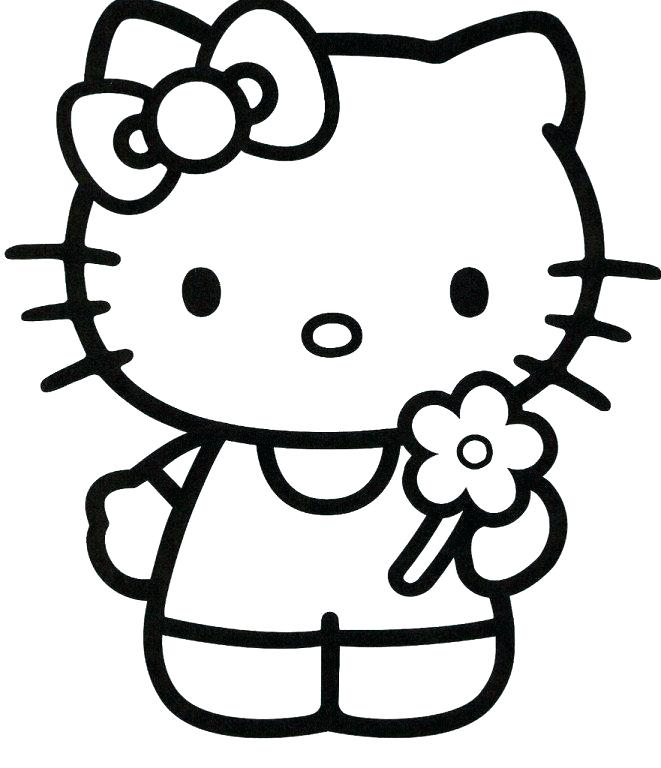 661x768 Kitty Coloring Pages Coloring Pages Hello Kitty Girly Hello Kitty