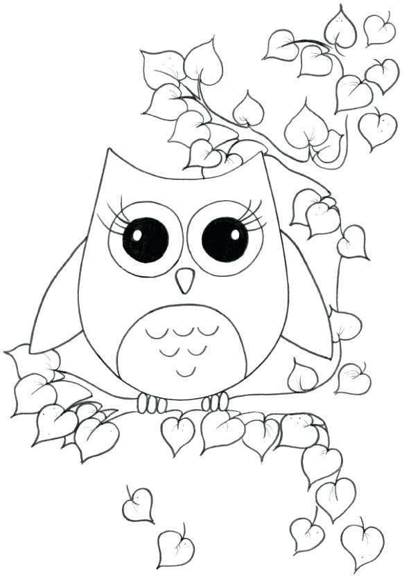 580x832 Girly Coloring Pages Cute Girly Coloring Pages Cute Owl Coloring
