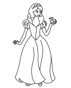 Giselle Coloring Pages at GetDrawings
