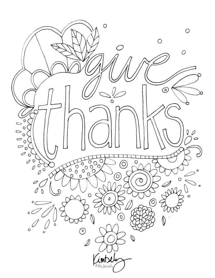 736x952 Give Thanks Coloring Pages Giving Thanks Mandala Line Art Give