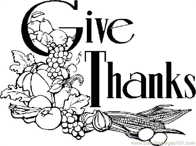650x485 Give Thanks Coloring Pages Need Coloring Pages Give Thanks To God
