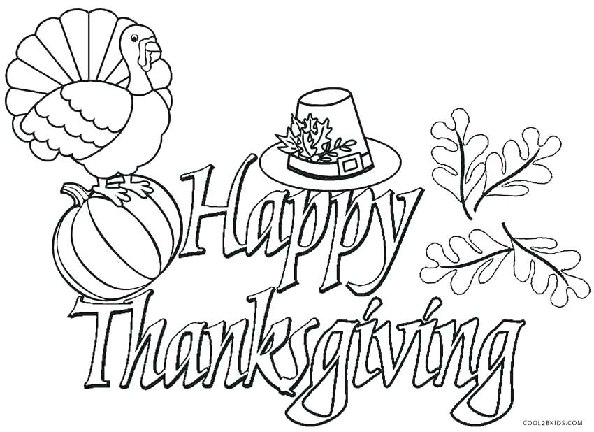 850x618 Thanks Giving Coloring Pages Full Size Of Coloring Color Page