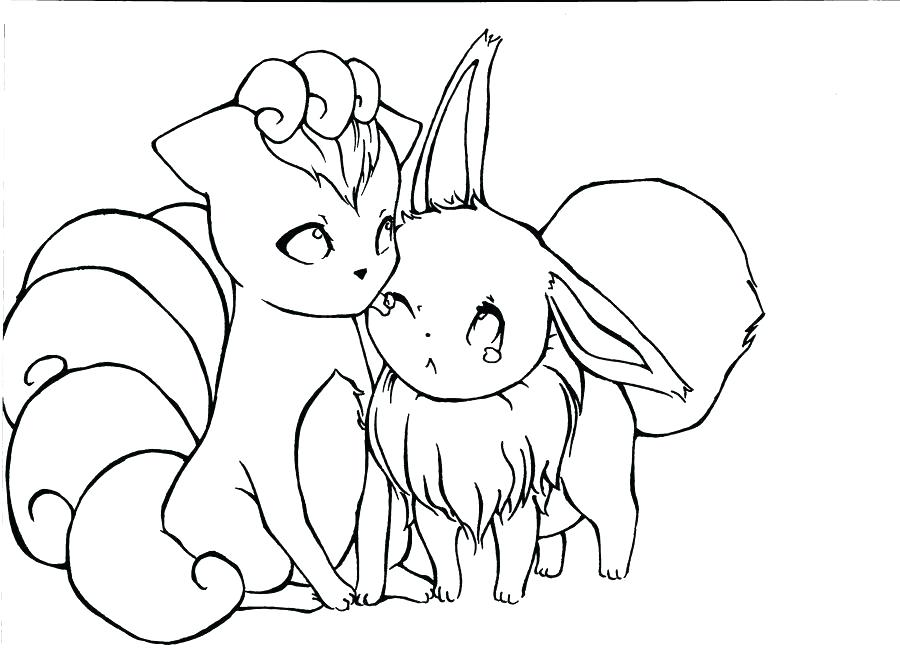 900x654 Glaceon Coloring Pages Coloring Pages To Print Also Coloring Pages