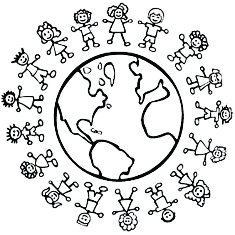 800x800 International Children Coloring Pages Coloring Pages For Adults