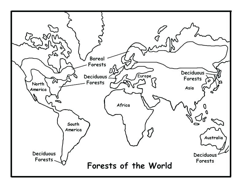 792x612 Map For Coloring Map Coloring Worksheet World Map Coloring Page