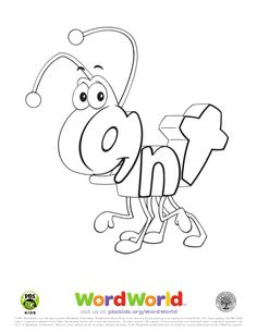 236x305 Word World Dog Coloring Pages I Know A Three Year Old Who Will