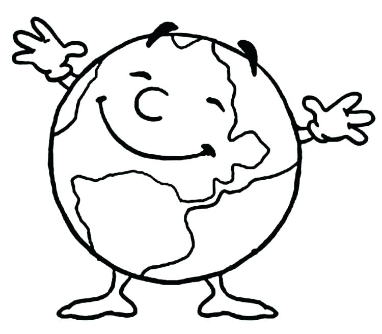 750x656 Earth Day Coloring Pages Supporting Our Planet On Earth Day