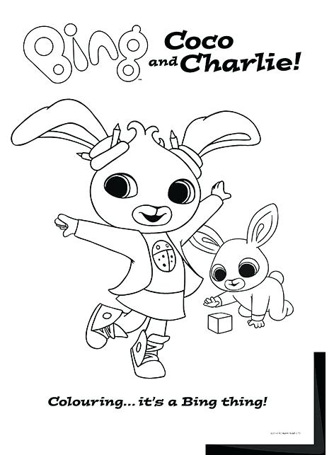 472x643 Bing Coloring Pages Coco Charlie A Colouring Bing Bunny Printable