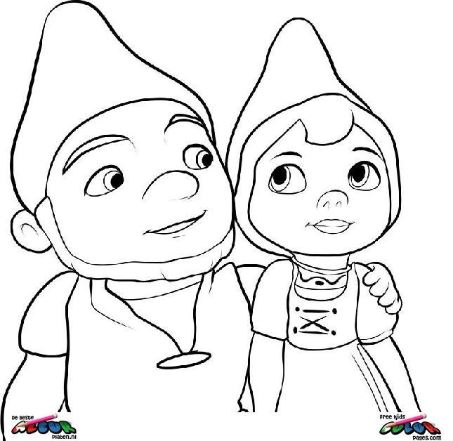 645x628 Gnomeo And Juliet Costumes Gnomeo And Juliet Pictures To Color