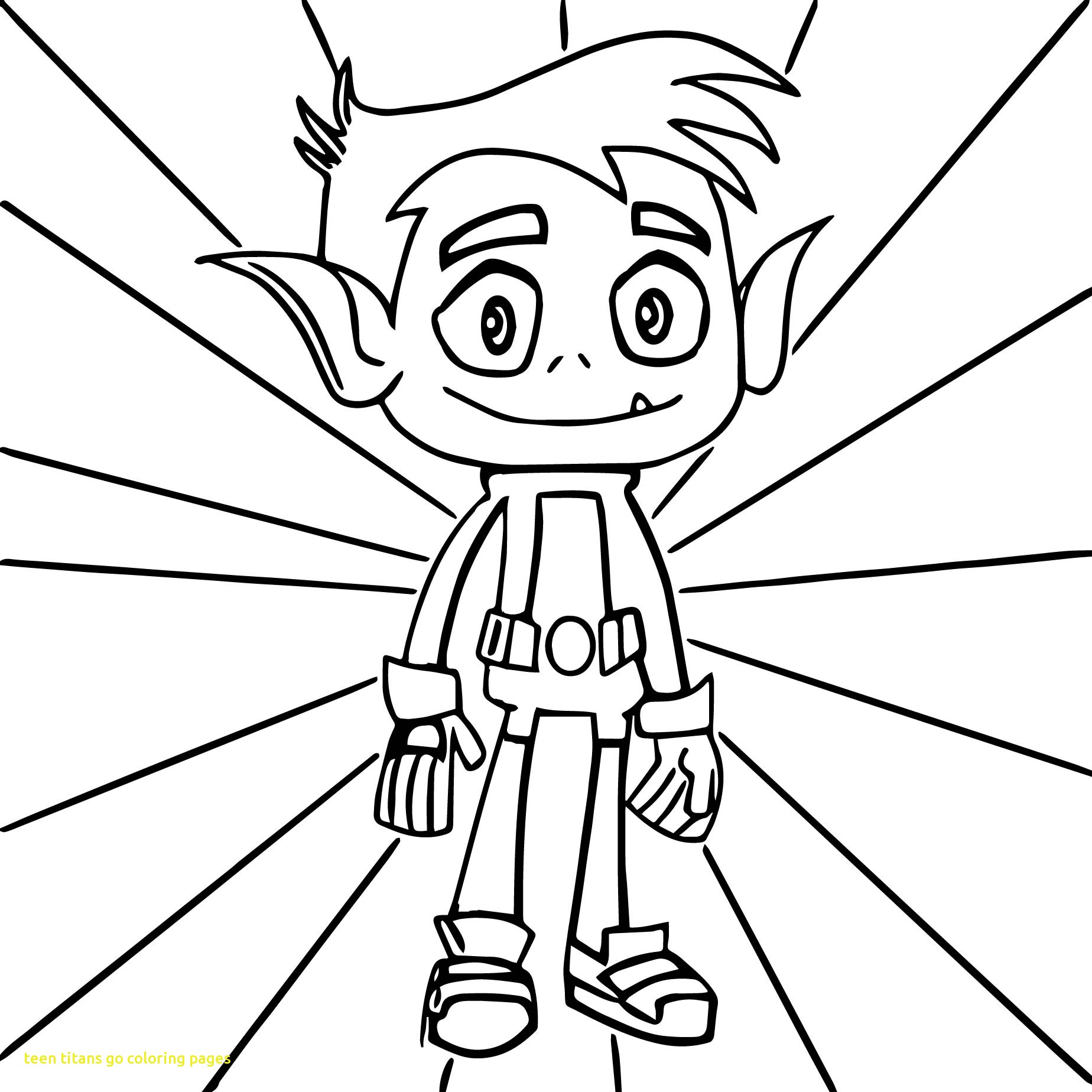 1848x1848 Inspiration Teen Titans Go Coloring Pages With Teen Titans Go