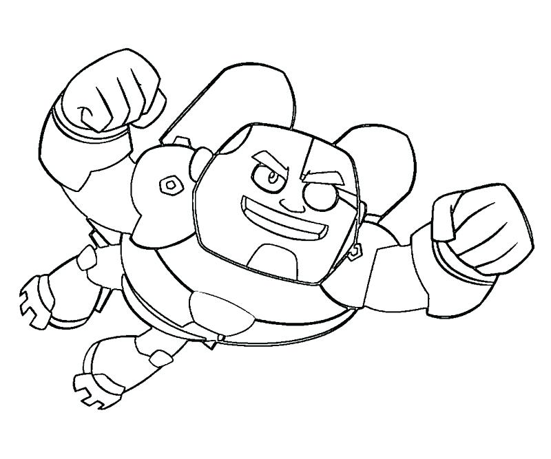 800x667 Beast Boy Coloring Pages And Free Teen Titans Go Coloring Pages