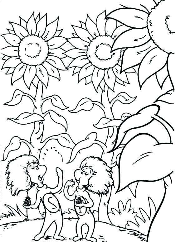 564x777 Dr Seuss Coloring Pages