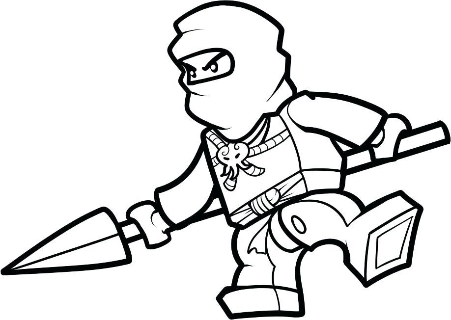 918x652 Lego Ninjago Coloring Book As Well As Ninja Go Green Coloring