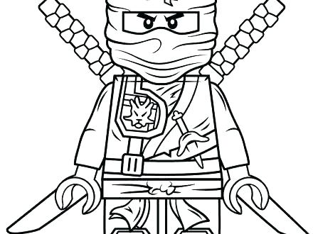 440x330 Ninja Coloring Pages Ninja Coloring Book Also Ninja Pictures