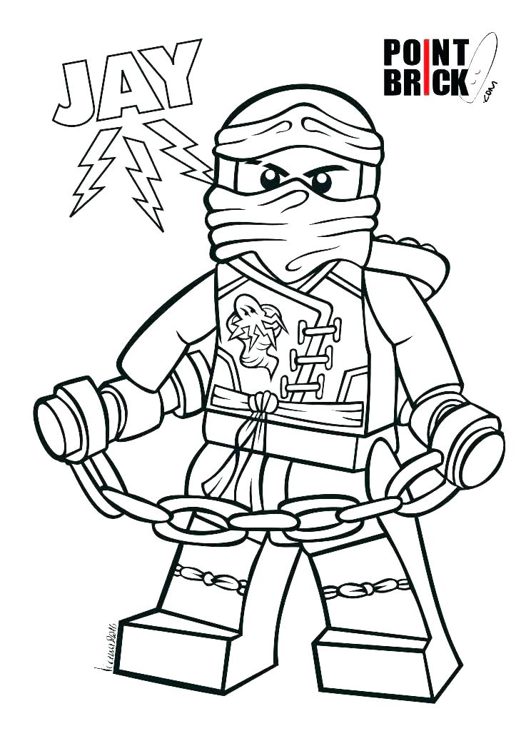 744x1052 Ninjago Lego Coloring Pages Coloring Book As Well As Ninja Go
