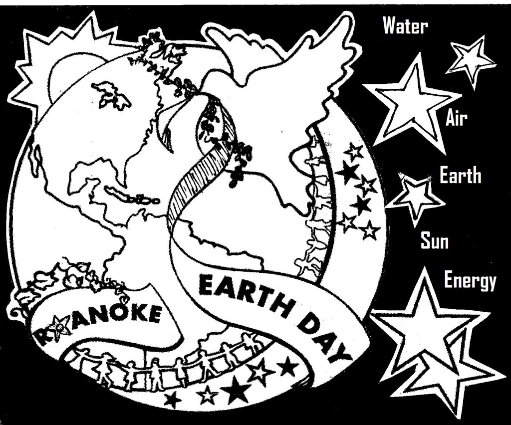 1024x852 Earth Day Coloring Pages