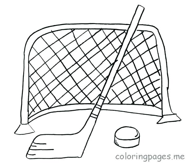 618x538 Hockey Goalie Coloring Pages Hockey Player Coloring Pages Hockey