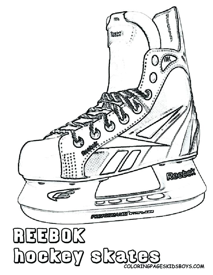 736x951 Ice Hockey Coloring Pages Hockey Color Pages Hockey Coloring Pages