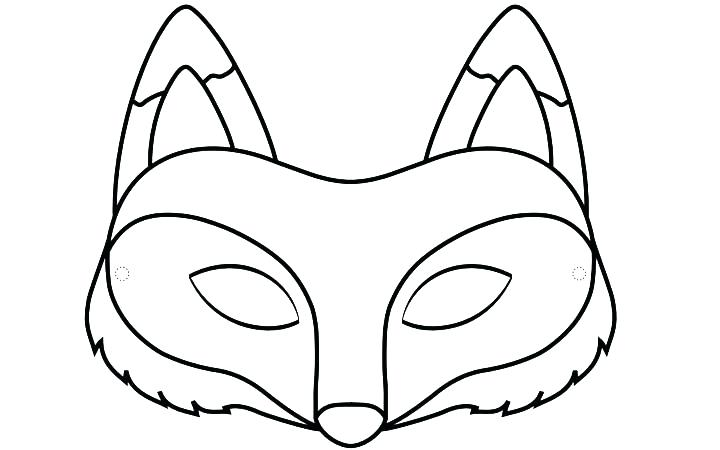 720x450 Mask Coloring Pages Full Size Of Coloring Coloring Pages Elegant