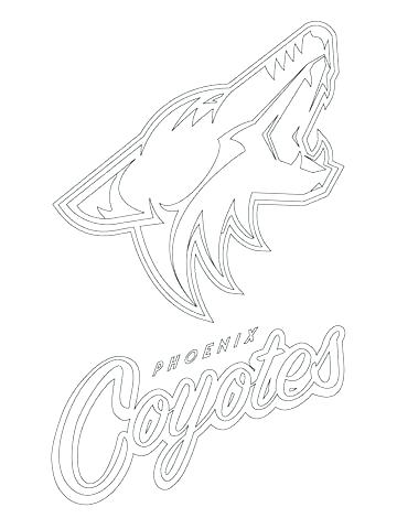 360x480 Nhl Coloring Pages Free Online Hockey Coloring Pages Sheets