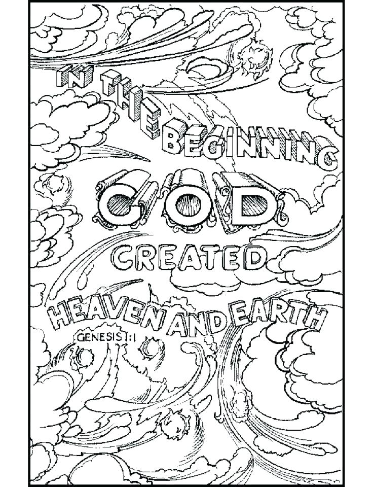 736x960 Creation Coloring Pages Coloring Pages For Creation Creation