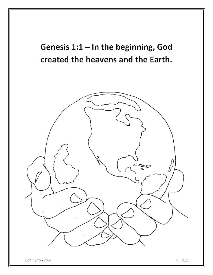 736x952 God Made Me Coloring Page Coloring Pages Gods Coloring Sheets