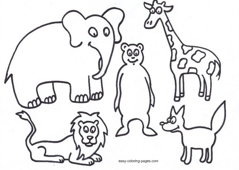 768x545 Coloring Page God Created Animals Fresh Made Best Of Tiny Hearts
