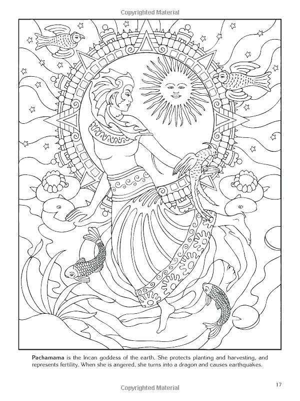 600x800 Greek Mythology Coloring Pages Gods And Goddesses Gods Mythology
