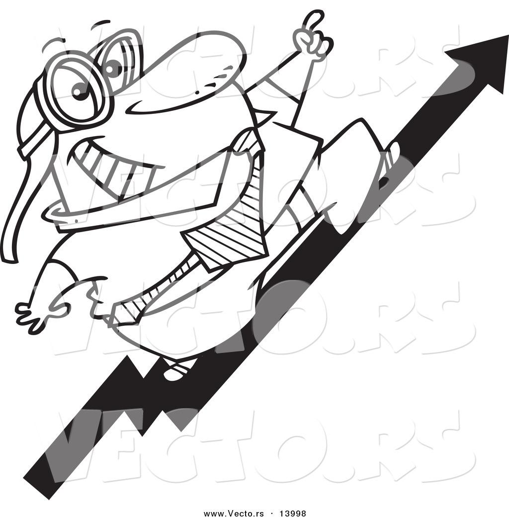 1024x1044 Vector Of A Cartoon Businessman Wearing Gogglesd Standing