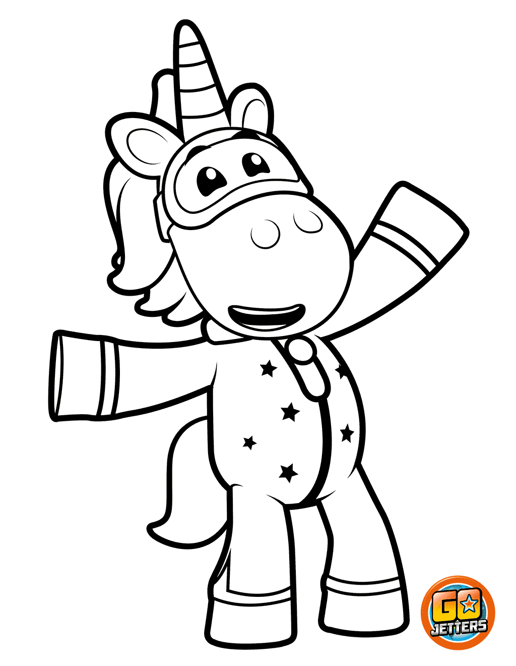 1024x1320 Coloring Pages Of Funky Disco Grooving Unicorn In Goggles